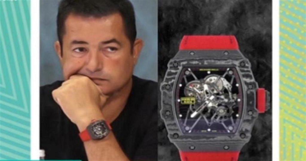 Survivor: Χαμός με το αμύθητης αξίας ρολόι του Acun Ilicali