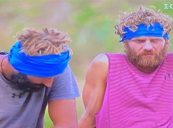 """""""Survivor"""" – Αλέξης και Κρις. Όπως οι γέροι του """"Muppet Show"""""""