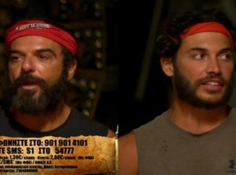 Survivor 4: Ντάφι και Ασημακόπουλος «άδειασαν» τον Τζέιμς – «Μας κάνει πλάκα, σιγά μην ψήφιζε τον κολλητό του»