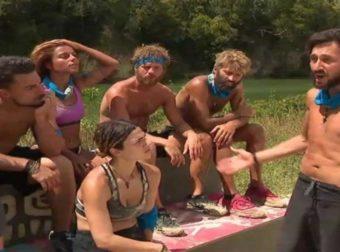 Survivor spoiler: Τέλος η κλίκα στην μπλε ομάδα – Χτυπά η «καμπάνα» της αποχώρησης για Τζέιμς, Άννα Μαρία, Μπάρτζη και Καλίδη