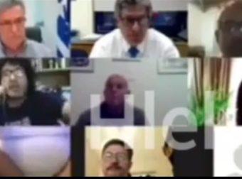Εμφανίστηκε στο δημοτικό συμβούλιο Κορίνθου με το εσώρουχο: «Θα μας δείξουν στο Ράδιο Αρβύλα»
