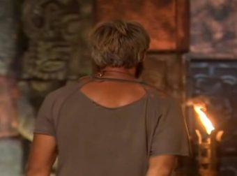 "Survivor spoiler 22/04: ""Τα λέμε έξω παλιο…."" – Η χυδαία βρισιά του Παππά στον Τζέιμς την ώρα που αποχωρούσε!"