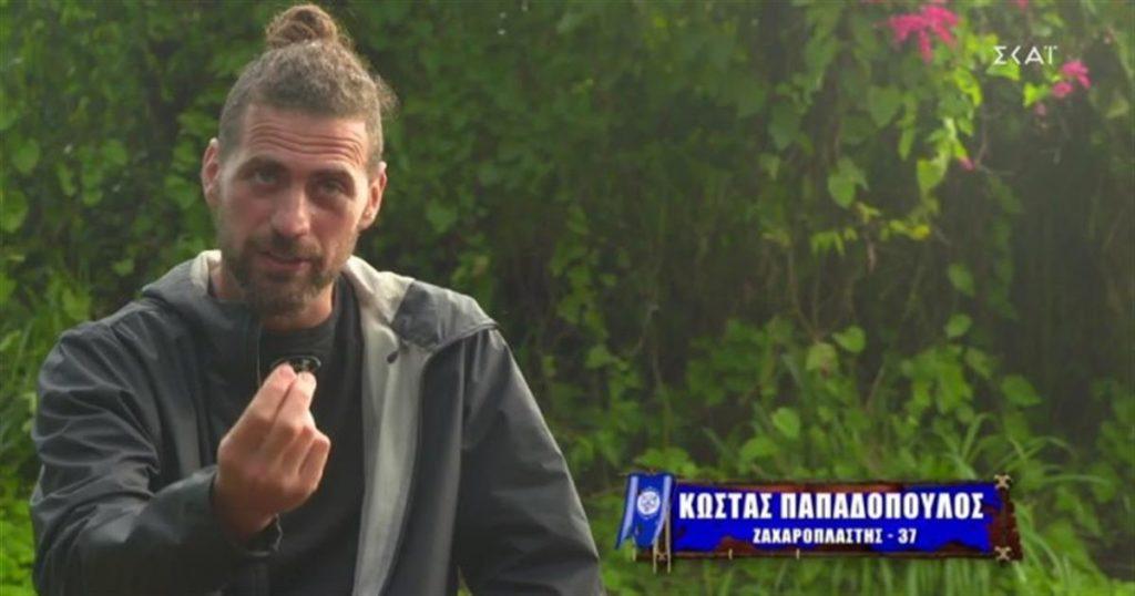 "Survivor 4: ""Πόσο μ… ο Παπαδόπουλος! Είσαι ο επόμενος γιατί είσαι πολύ εριστικό αρ…"""