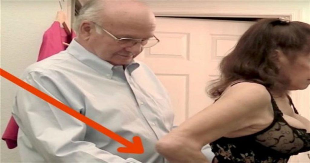 80χρονη γιαγιά βάζει κάθε μέρα τον άντρα της να της κάνει… Δείτε το σώμα της και θα σοκαριστείτε (Video)