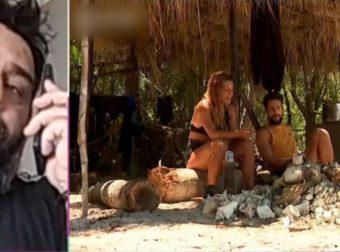 Survivor 4: «Η Μαριαλένα είναι καψούρα – Ο Σάκης κάνει το κομμάτι του» (Video)