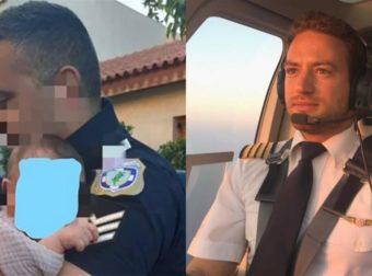 Γλυκά Νερά: Ο αστυνομικός πήρε αγκαλιά το βρέφος για να το προστατεύσει, είχε υποπτευθεί τον πιλότο.