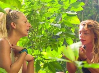 Survivor 4: Άγριος καυγάς της Μαριαλένας με την Ελένη πίσω από τις κάμερες