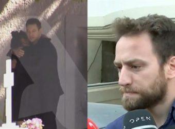 Γλυκά Νερά: Ο διάλογος και η αγκαλιά του δολοφόνου με την μητέρα της Καρολάιν λίγες ώρες πριν τον συλλάβουν…