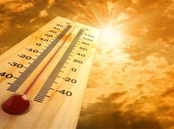 Καύσωνας το Σάββατο – Στους 44 βαθμούς η θερμοκρασία