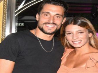 Σάκης Κατσούλης: Έκανε έκπληξη στη Μαριαλένα Ρουμελιώτη για τα γενέθλιά της στη μέση της Εθνικής οδού