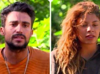 """Survivor"" Αποκάλυψη – Ο Σάκης η Μαριαλένα και το ""φάσωμα"".  Το… έκαναν τελικά;"