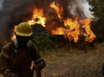 Φωτιά σε Αχαΐα, Αιγιάλεια: 16 άνθρωποι στο νοσοκομεία, καμένα σπίτια, φόβοι για νεκρούς [φωτο, video]