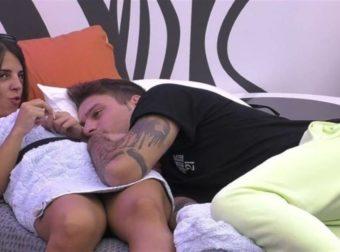 Big Brother 2: Αυτός είναι ο σύντροφος της Σύλιας που φλερτάρει με τον Στηβ μέσα στο σπίτι!
