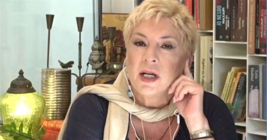 Δήμητρα Λιάνη: «Η οικογένεια Παπανδρέου φρόντισε να μου πάρει τη μισή σύνταξη»