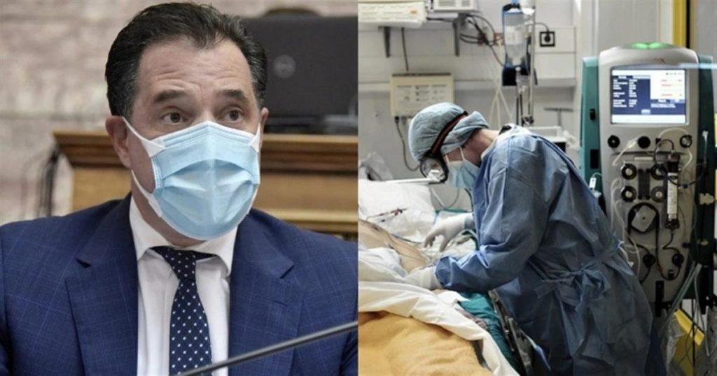 Άδωνις Γεωργιάδης: «Δεν δεχόμαστε εντολές από τους γιατρούς, εμείς αποφασίζουμε. Καταλάβατε;»
